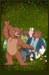 Little Bear Show Print: S5 E08c