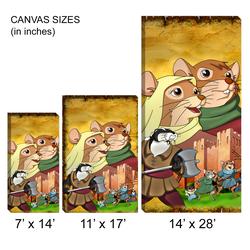 Redwall Show Canvas: S2, E13