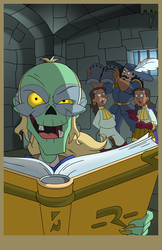 Tales from the Cryptkeeper Show Print: S3, E09