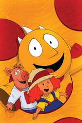MAGGIE AND THE FEROCIOUS BEAST: