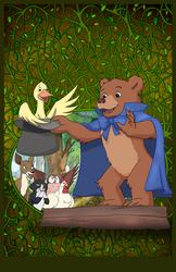 Little Bear Show Print: S5 E08a
