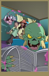 Tales from the Cryptkeeper Show Print: S3, E08