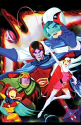 BATTLE OF THE PLANETS: G-FORCE
