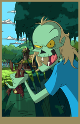 Tales from the Cryptkeeper Show Print: S3, E13