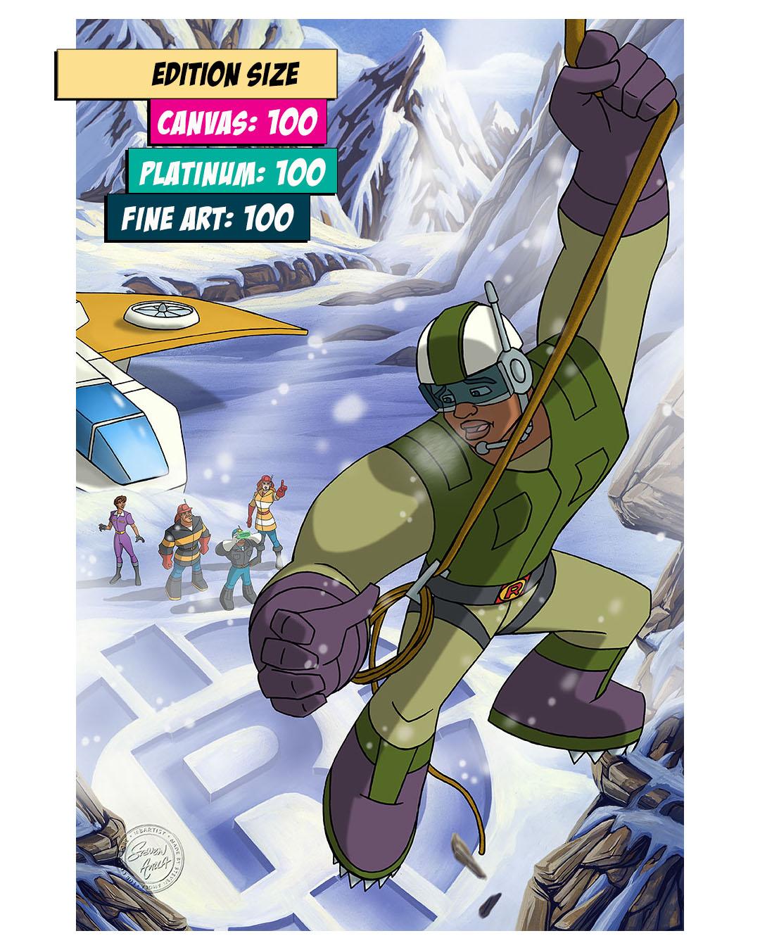 RESCUE HEROES: S1:E01
