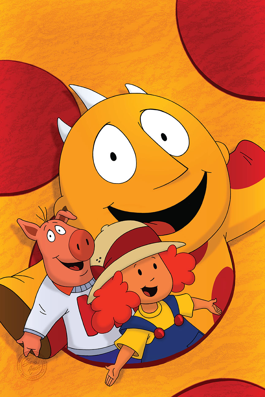 MAGGIE AND THE FEROCIOUS BEAST: S1:E02