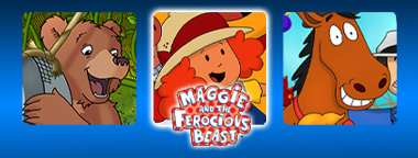 Maggie and the Furocious Beast